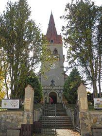 Museum (ehemalige Kirche) in der Gemeinde Třebenice (Foto: SchiDD, Wikimedia Commons, CC BY-SA 4.0)