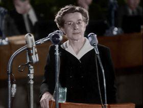 Milada Horáková, foto: ČT24