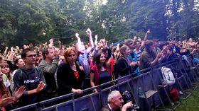 Público en el concierto. Foto: Noelia Rojo