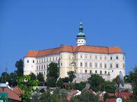 Palacio de Mikulov, foto: Barbora Kmentová