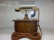Telefon Františka Ferdinanda d'Este, foto: Zdeňka Kuchyňová