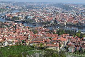Praga, foto: Ondřej Tomšů