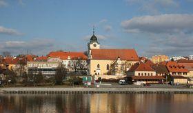 Týn nad Vltavou (Foto: Chmee2, Wikimedia Commons, CC BY-SA 3.0)