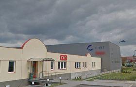 FIA ProTeam en Pelhřimov, foto: Google Street View