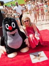 The Little Mole and Karolína Milerová, photo: Tatry Mountain Resorts
