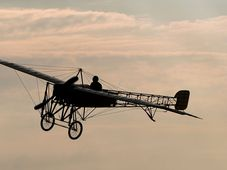 Blériot XI, фото: Julian Herzog, Wikimedia Commons