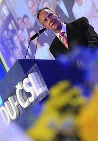 Cyril Svoboda, photo: CTK