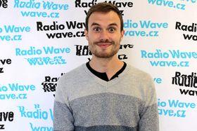 Marek Šindelka (Foto: Martina Pavloušková, Radio Wave, ČRo)
