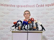 Taťána Malá, foto: Vít Šimánek/ČTK