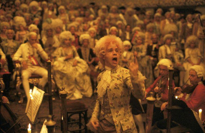 'Amadeus', photo: Warner Bros.