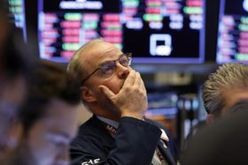 New York Stock Exchange, photo: ČTK/AP/Richard Drew