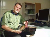 Komentátor týdeníku Euro Jan Štětka, foto: autor