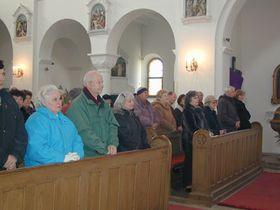 Gottesdienst in Karlsbad