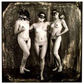 Joel Peter Witkin - 'The Graces', Courtesy of Baudoin Lebon, Paris