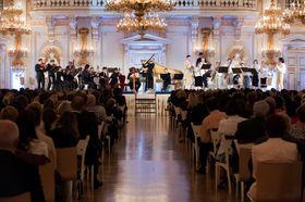 Collegium Marianum, photo: Petra Hajská / Letní slavnosti staré hudby