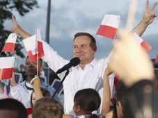Andrzej Duda, photo: ČTK/AP/Czarek Sokolowski