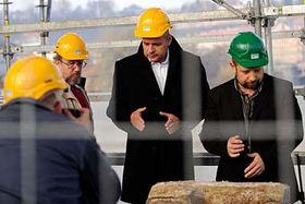 Les inspecteurs du ministère de la Culture, photo: CTK