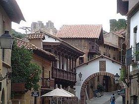Španělská vesnice