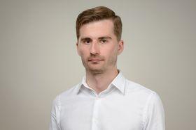 Viktor Daněk (Foto: Khalil Baalbaki, Archiv des Tschechischen Rundfunks)
