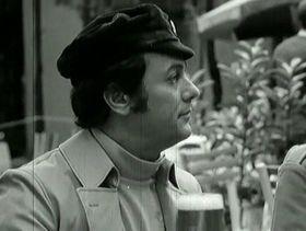 Tony Curtis dans le festival de Karlovy Vary en 1968, photo: Československý filmový týdeník / ČT