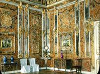 Янтарная комната, Екатерининский дворец, 1931г., Фото: BransonDeCou, открытый источник