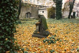 Cementerio de Malá Strana, foto: Štěpánka Budková