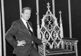 Vaclav Havel, 1990, photo; CTK