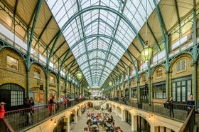 Covent Garden in London, photo: Henry Kellner, CC BY-SA 3.0