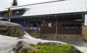 """Besucherzentrum """"Dřevák"""" (Foto: Pavel Halla, Archiv des Tschechischen Rundfunks)"""