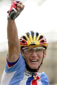 El ciclista checo, Roman Kreuziger (Foto: CTK)
