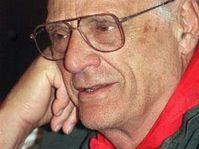 Arthur Miller, photo: CTK
