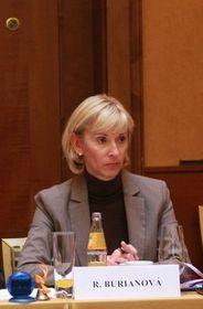 Renáta Buriánová, photo: archive of Union of Shop Employees