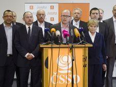 Le parti social-démocrate, photo: CTK