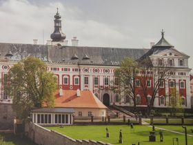 Monasterio de Broumov, foto: Anton Kajmakov