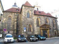 Kirche St. Martin in der Mauer (Foto: Kristýna Maková, Archiv des Tschechischen Rundfunks - Radio Prag)