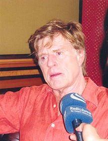 Robert Redford, photo: Czech Radio - Radio Prague