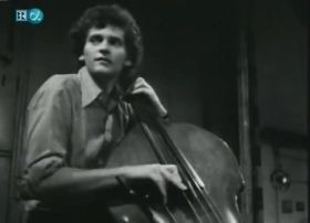 Miroslav Vitouš y Weather Report en 1971, foto: YouTube