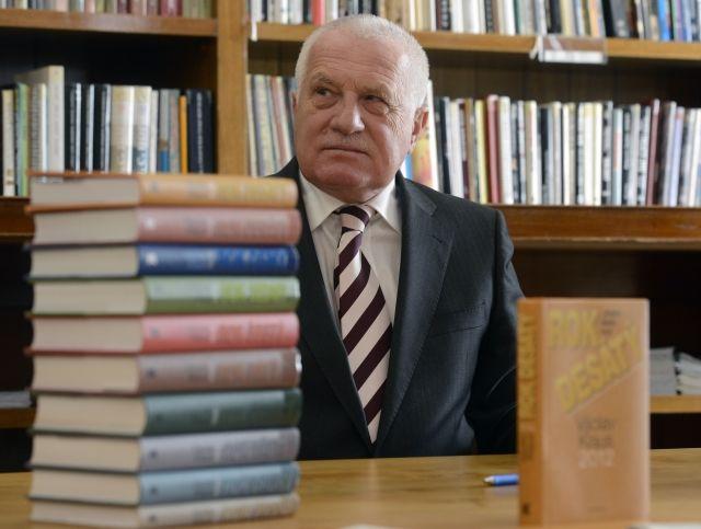 Vaclav Klaus Mladsi News: A Decade With President Václav Klaus