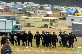 Полиция разогнала фестиваль электронной музыки «Чехтек» (Фото: ЧТК)