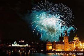La fiesta de Año Nuevo en Praga, foto: CzechTourism