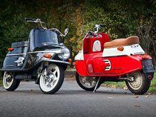 Photo: Site officiel du scooter Čezeta