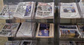 Выход из состава Великобритании глазами СМИ, Фото: ЧТК