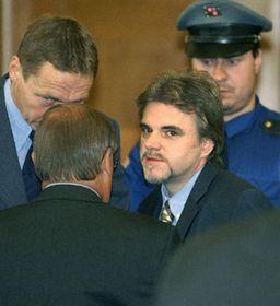 El ex secretario general del Ministerio de Relaciones Exteriores checo, Karel Srba, pasará ocho años en prisión, foto: CTK