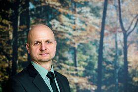 Tomáš Pospíšil (Foto: Archiv Lesy ČR)