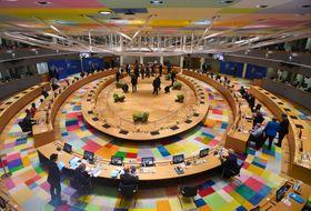 Summit EU, foto: ČTK / AP / John Thys