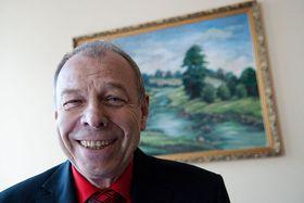 Jaroslav Zavadil, photo: Tomáš Adamec, ČRo