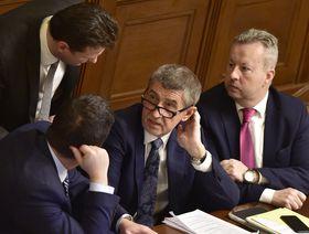 Премьер Андрей Бабиш, фото: ЧТК/Вондоуш Роман