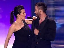 Marta Jandová und Václav Noid Bárta (Foto: Tschechisches Fernsehen)