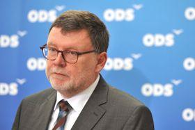 Zbyněk Stanjura (Foto: Martin Svozílek, Archiv des Tschechischen Rundfunks)