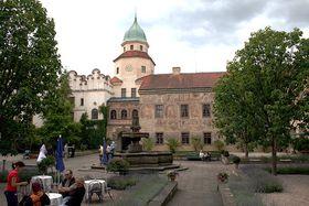 Palacio de Castolovice